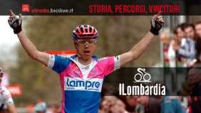 Giro di Lombardia: storia, percorso e campioni