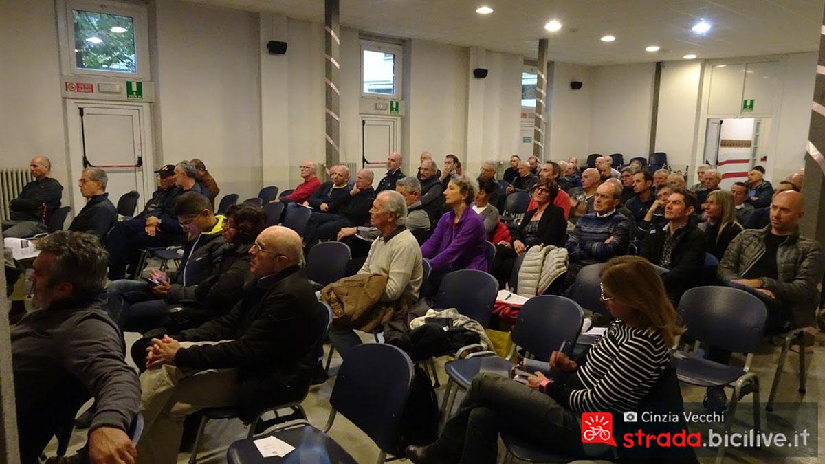 Il pubblico che partecipa al Meeting ARI