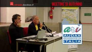 Il meeting di autunno di ARI e la nuova stagione randonnee 2020