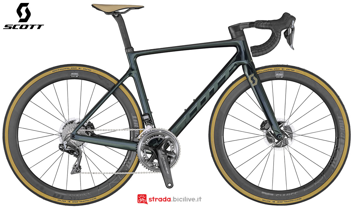 La bici Scott Addict RC Premium Disc 2020