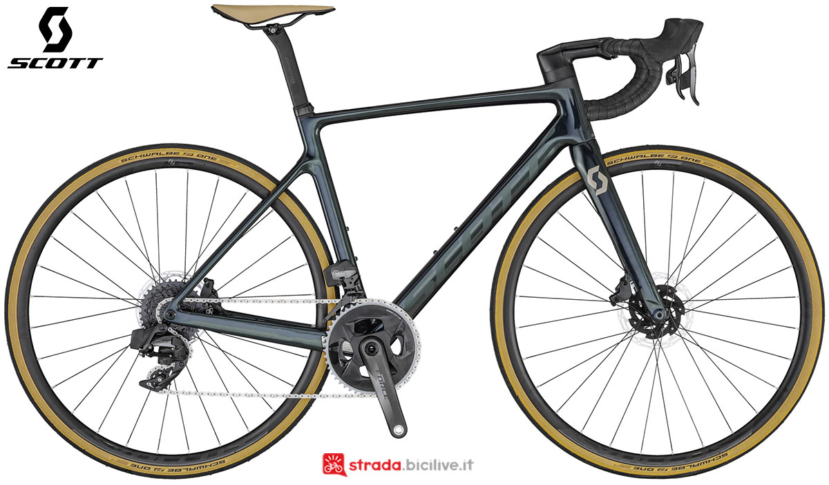 La bici Scott Addict RC 20 2020