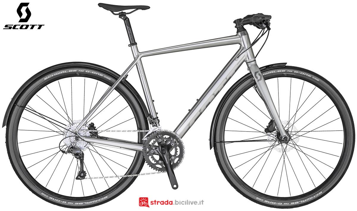 La bici Scott Metrix 30 EQ 2020