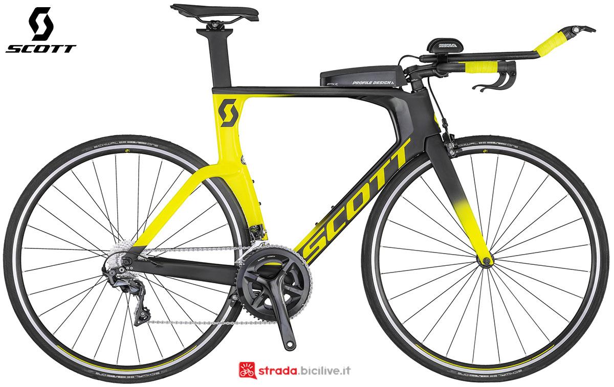 La bici Scott Plasma 10 2020