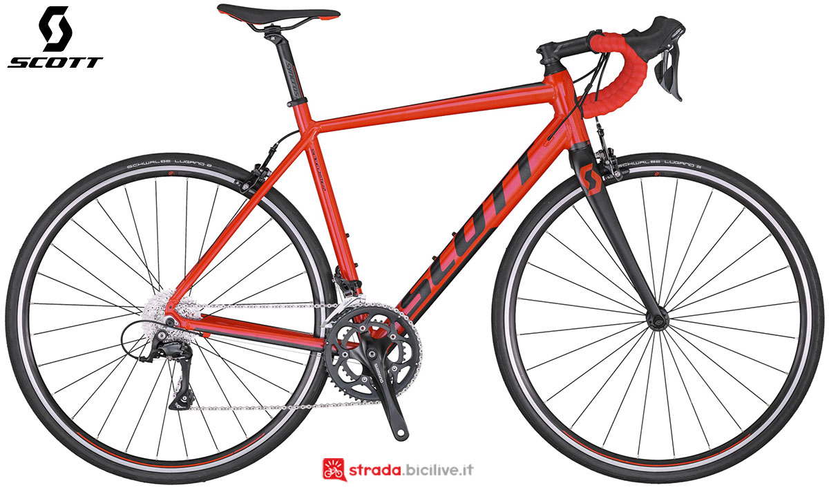 La bici Scott Speedster Gravel 30 2020