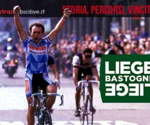 Liegi-Bastogne-Liegi: storia, percorso e campioni