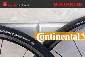 Il test dei copertoni Continental Gran Prix 5000