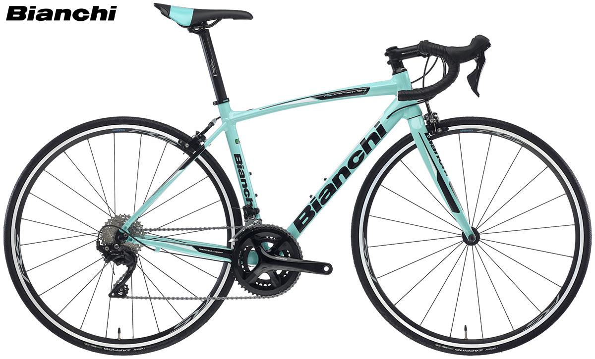 Una bici Bianchi Via Nirone 7
