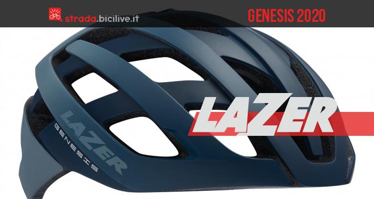 Lazer Genesis: casco ciclismo strada leggero UCI World Tour