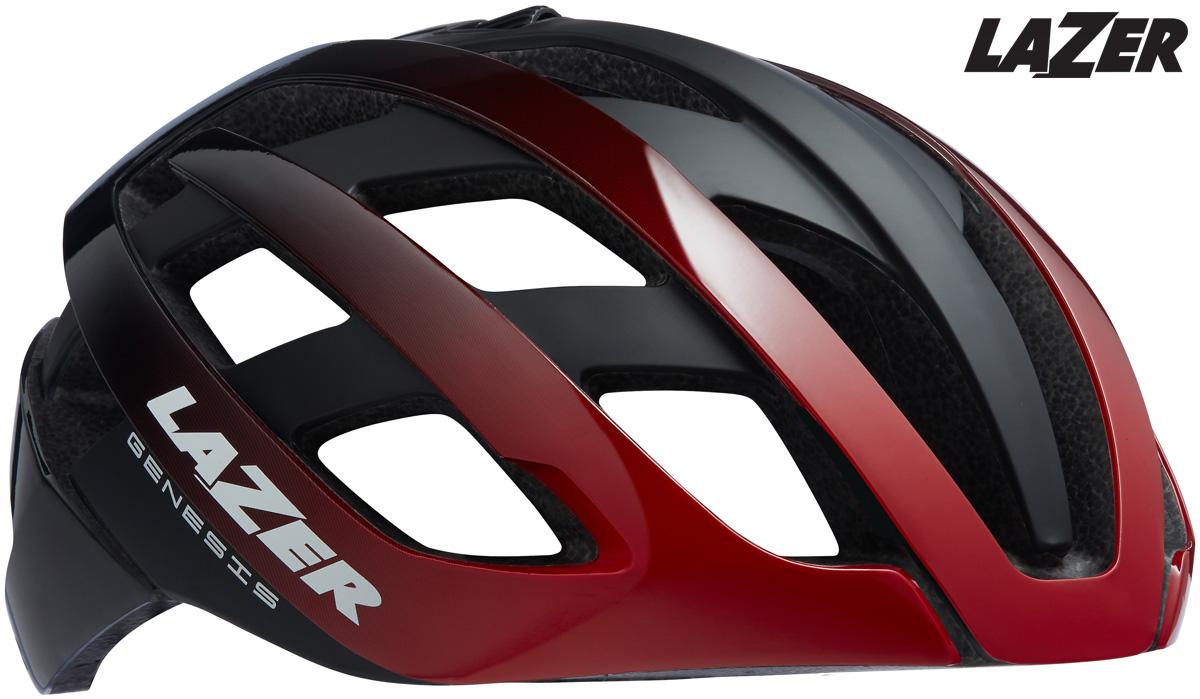 Il casco per ciclisti da strada Lazer Genesis 2020