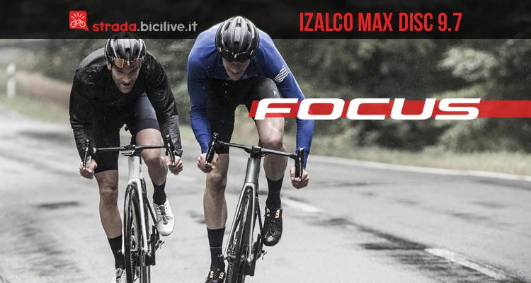 Focus Izalco Max Disc 9.7 2020: bici da corsa in carbonio