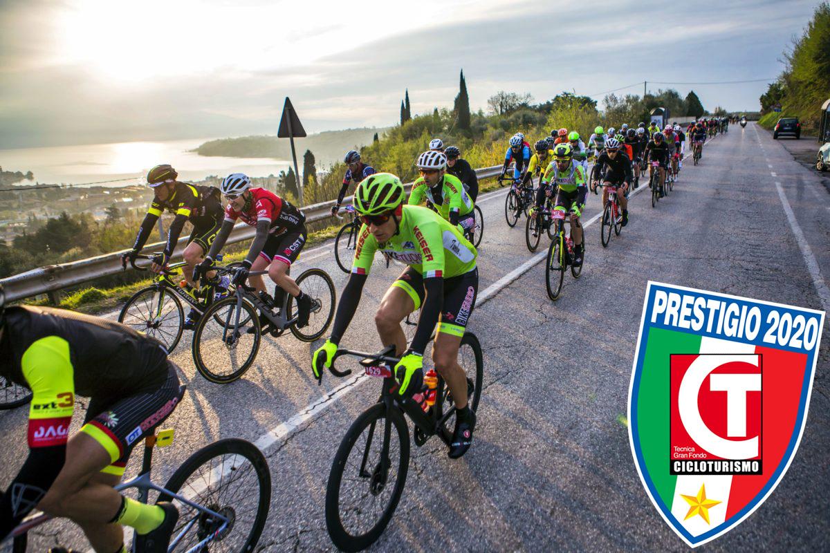 Una foto dalla Granfondo Colnago Cycling Festival