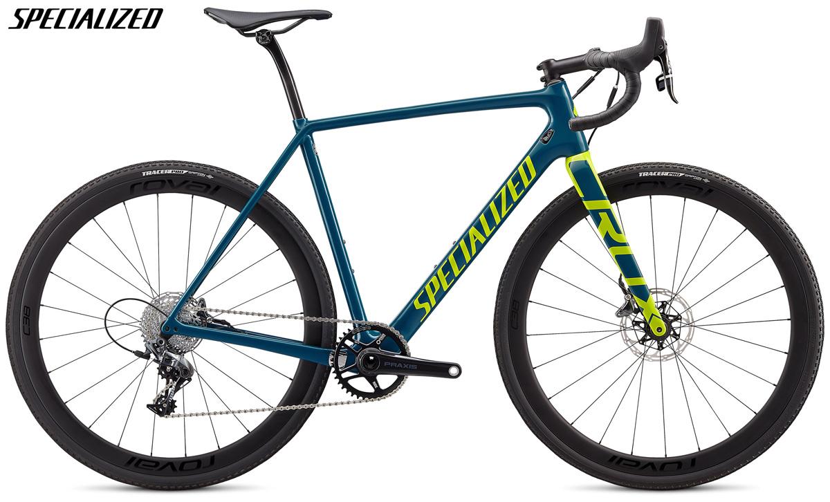 Una bicicletta da ciclocross Specialized CruX Expert