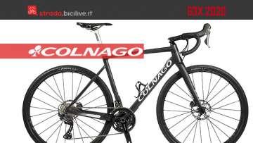 Colnago G3x 2020: nuova bicicletta gravel