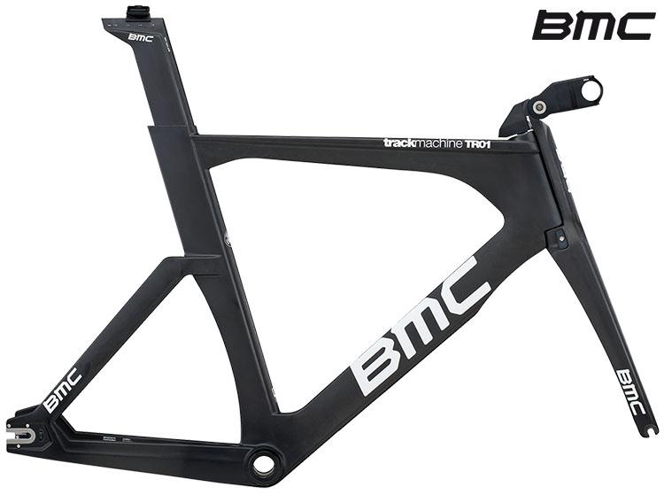 Una bici BMC Trackmachine 01 FRS Solo Telaio 2020
