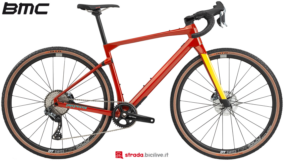 Una bici BMC URS Two 2020