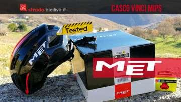 Il Test Casco MET Vinci MIPS 2020