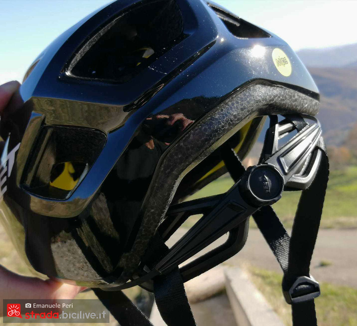 Casco Met Fit System Safe T-Duo 2020