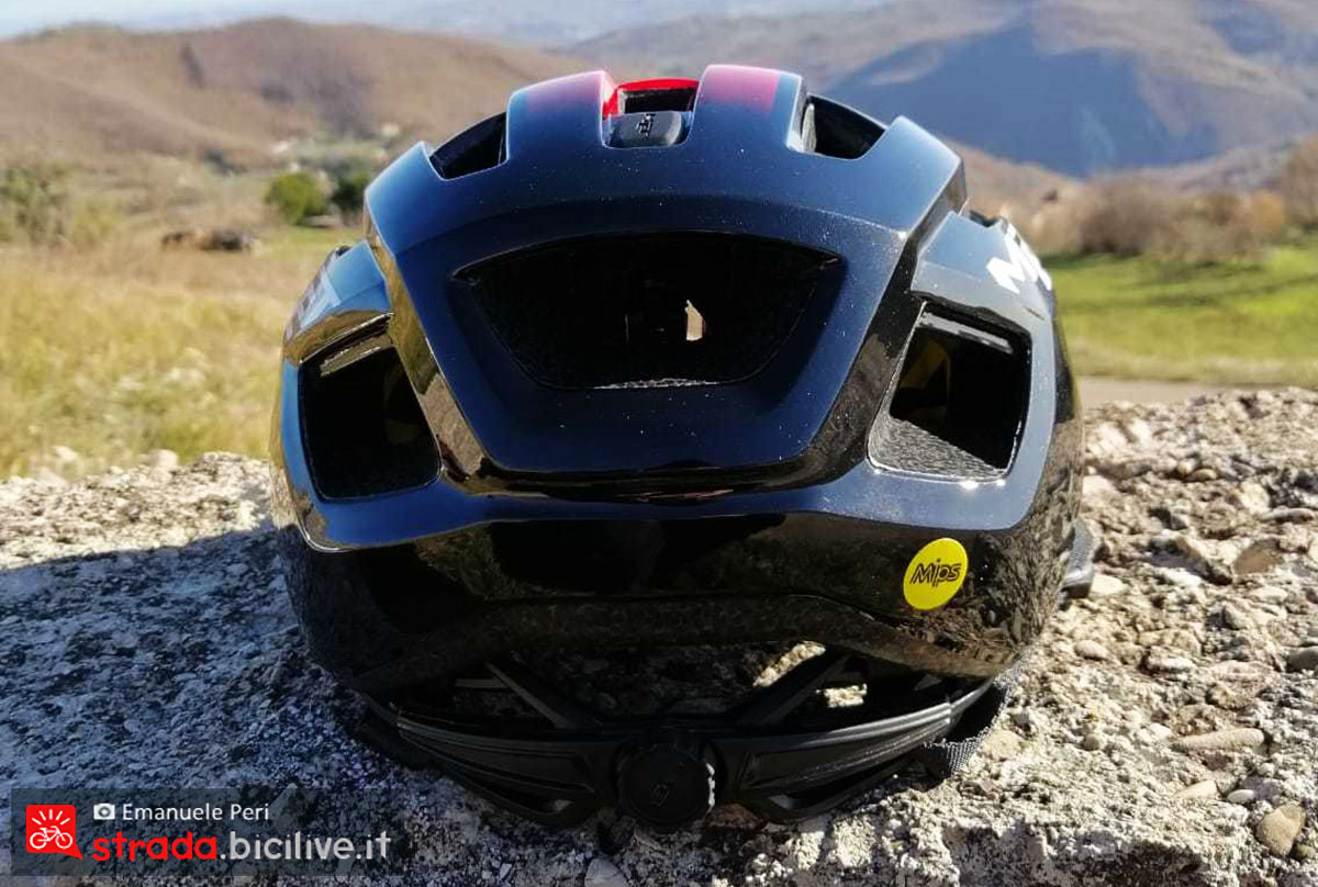 Test Casco MET Vinci MIPS con luce MET Duo Led Light