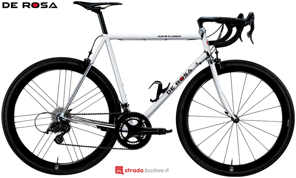 Una bici De Rosa Nuovo Classico 2020