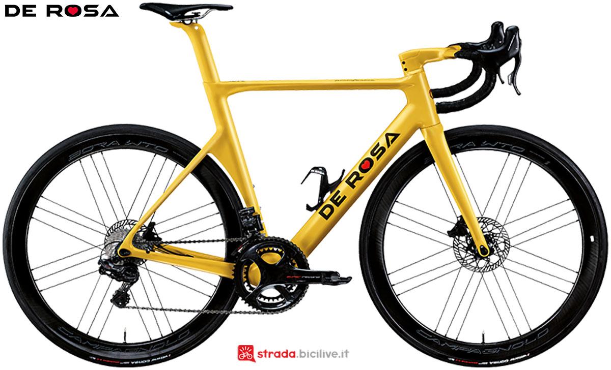Una bici De Rosa SK Pininfarina Disc 2020