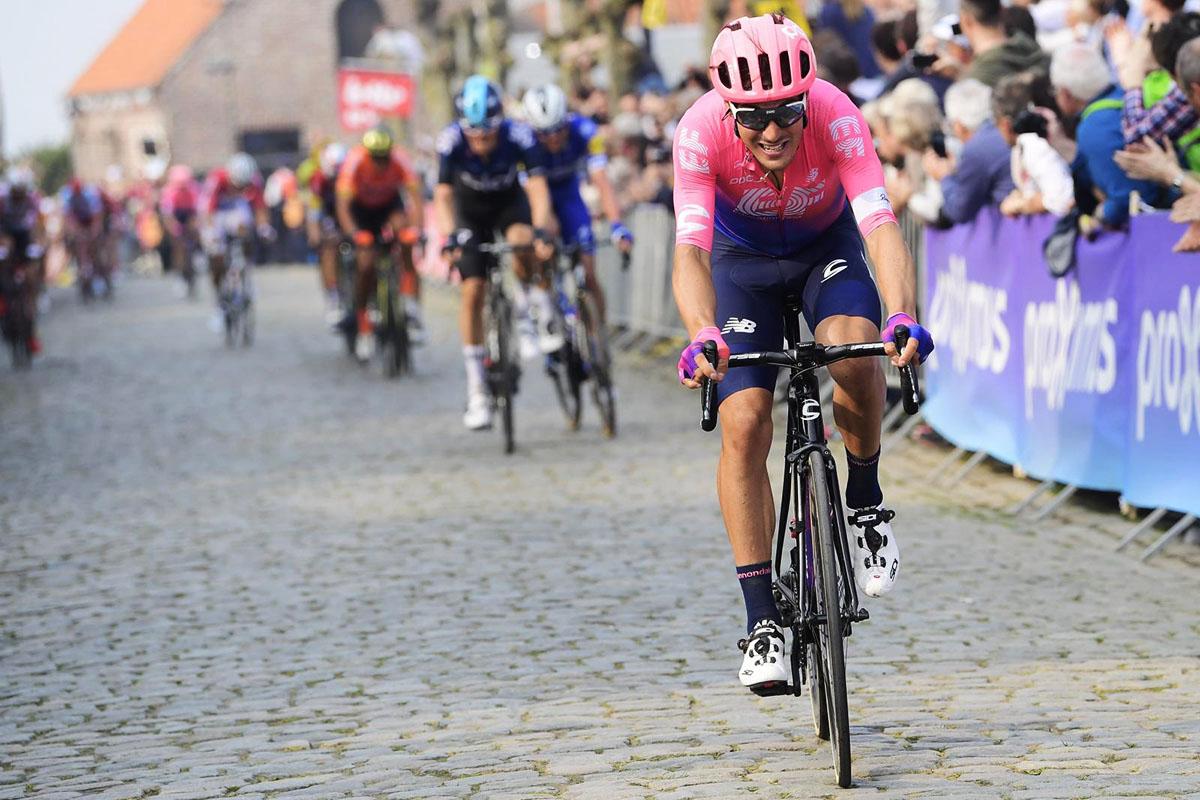 Il calendario UCI World Tour 2020 Giro delle Fiandre vincitore 2019 Alberto Bettiol