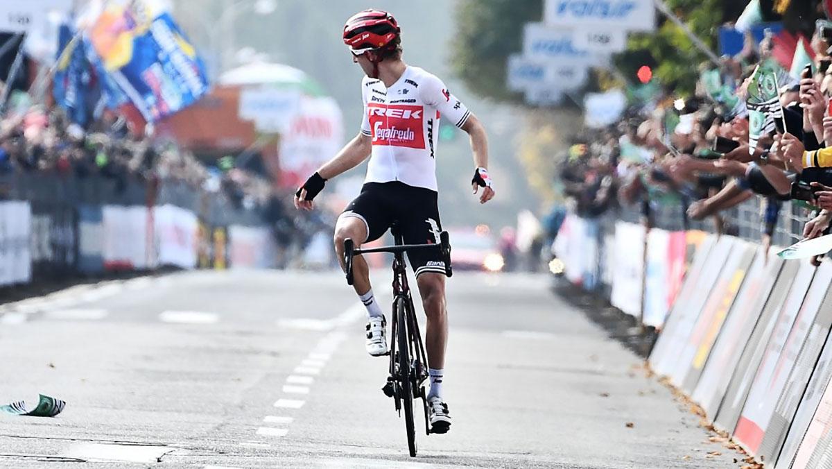 Il calendario UCI World Tour 2020 Giro di Lombardia vincitore 2019 Bauke Mollema