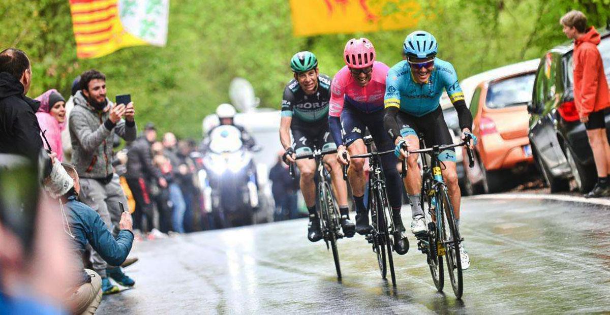 Il calendario UCI World Tour 2020 Liegi-Bastogne-Liegi vincitore 2019 Jakob Fuglsang