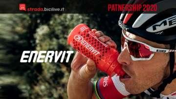 Enervit conferma due nuove partnership: Team Trek-Segafredo e UAE Team Emirates