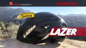 Il test del casco Lazer Century 2020