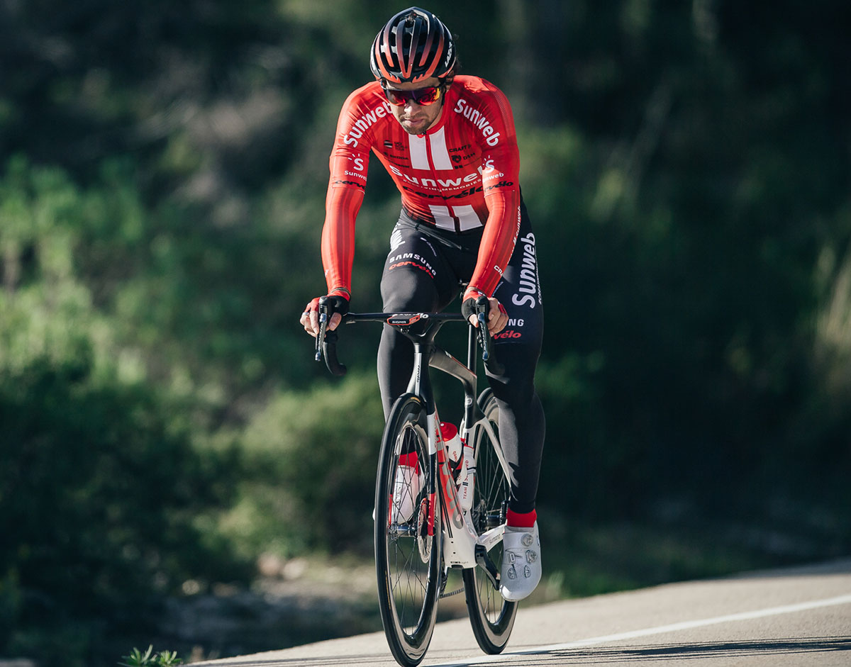 Il Team Sunweb all'UCI World Tour 2020