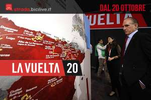Vuelta di Spagna 2020: dal 20 ottobre al 8 novembre