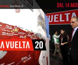 Vuelta di Spagna 2020: dal 14 agosto al 7 settembre