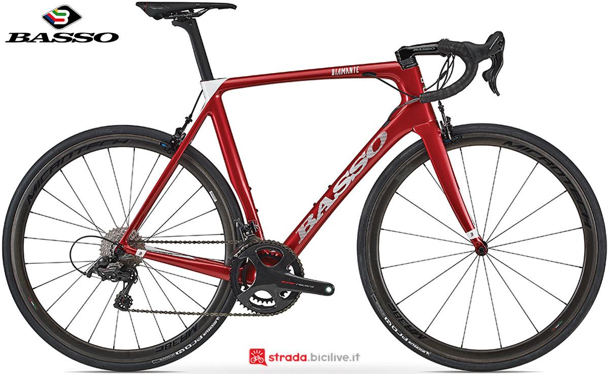 Una bici Basso Diamante 2020