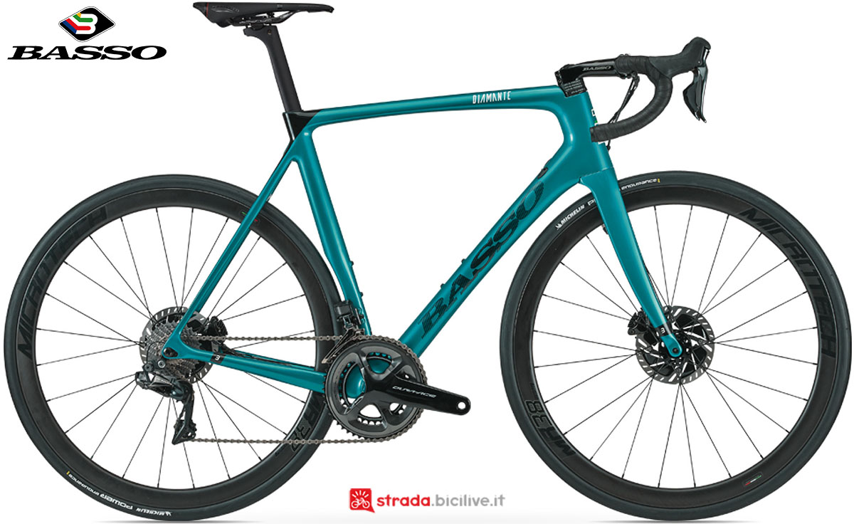 Una bici Basso Diamante Disc 2020