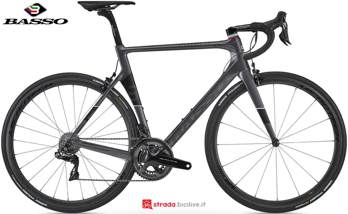 Una bici Basso Diamante SV 2020