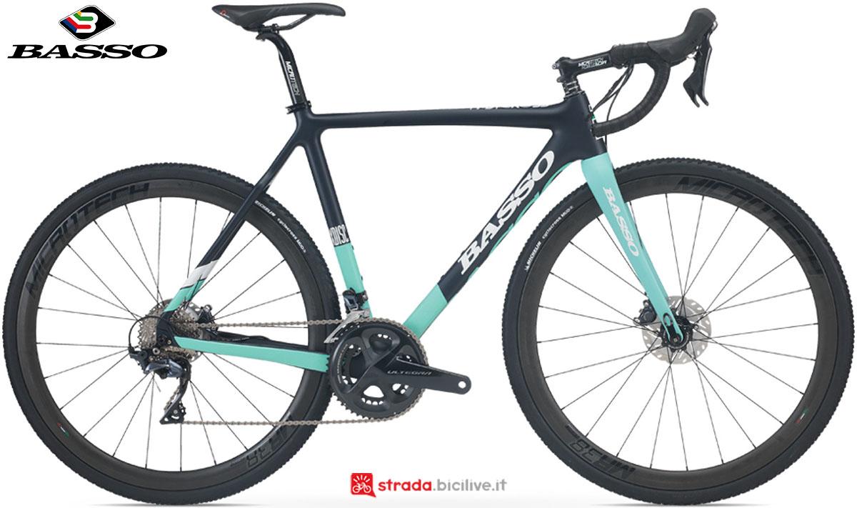 Una bici Basso FastCross Disc 2020