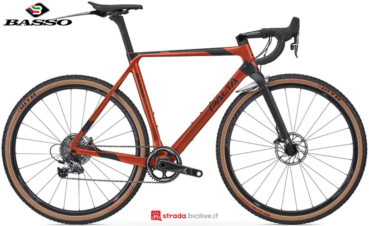 Una bici Basso Palta Disc 2020
