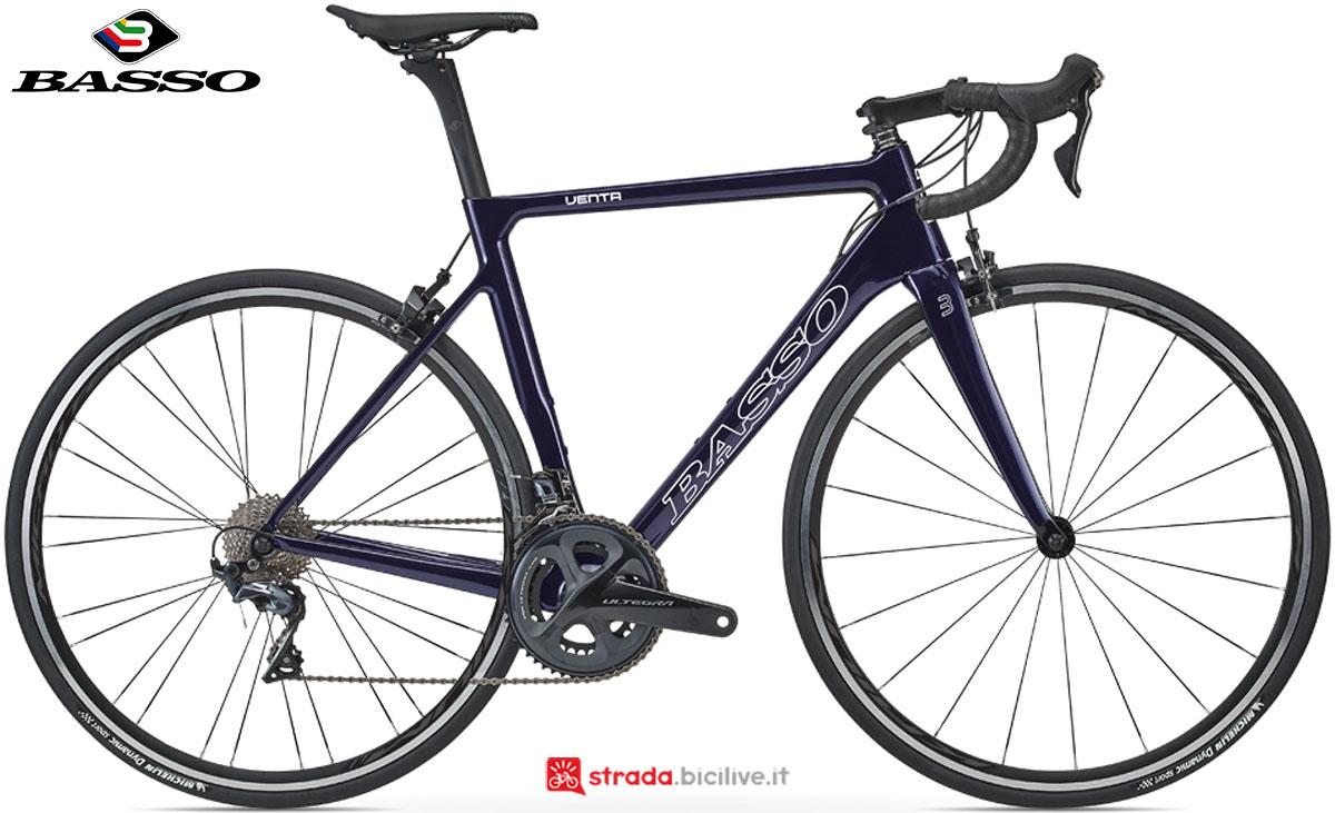 Una bici Basso Venta 2020