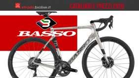 Basso 2020 bici da strada e gravel: catalogo e listino prezzi