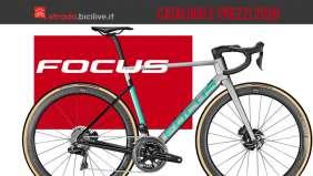 Focus 2020 bici da strada e cross: catalogo e listino prezzi