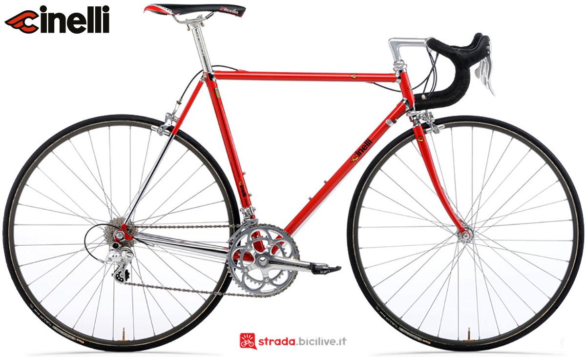 Una bici Cinelli Supercorsa 2020
