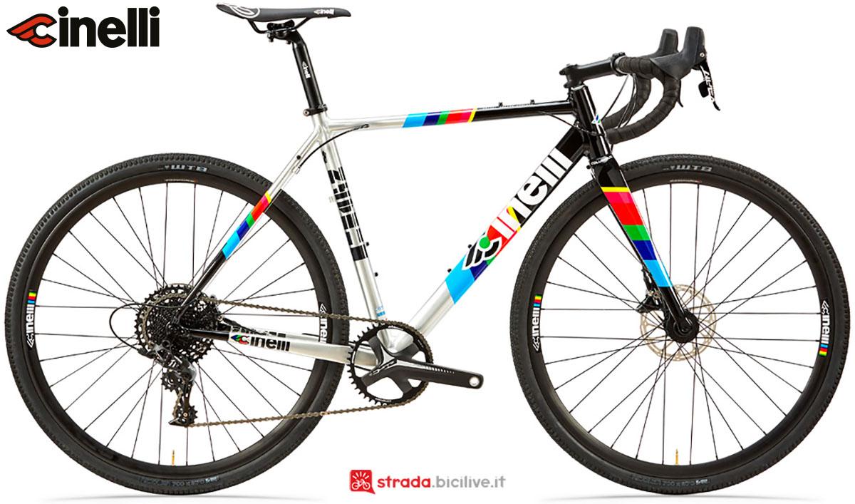 Una bici Cinelli Zydeco Disc 2020
