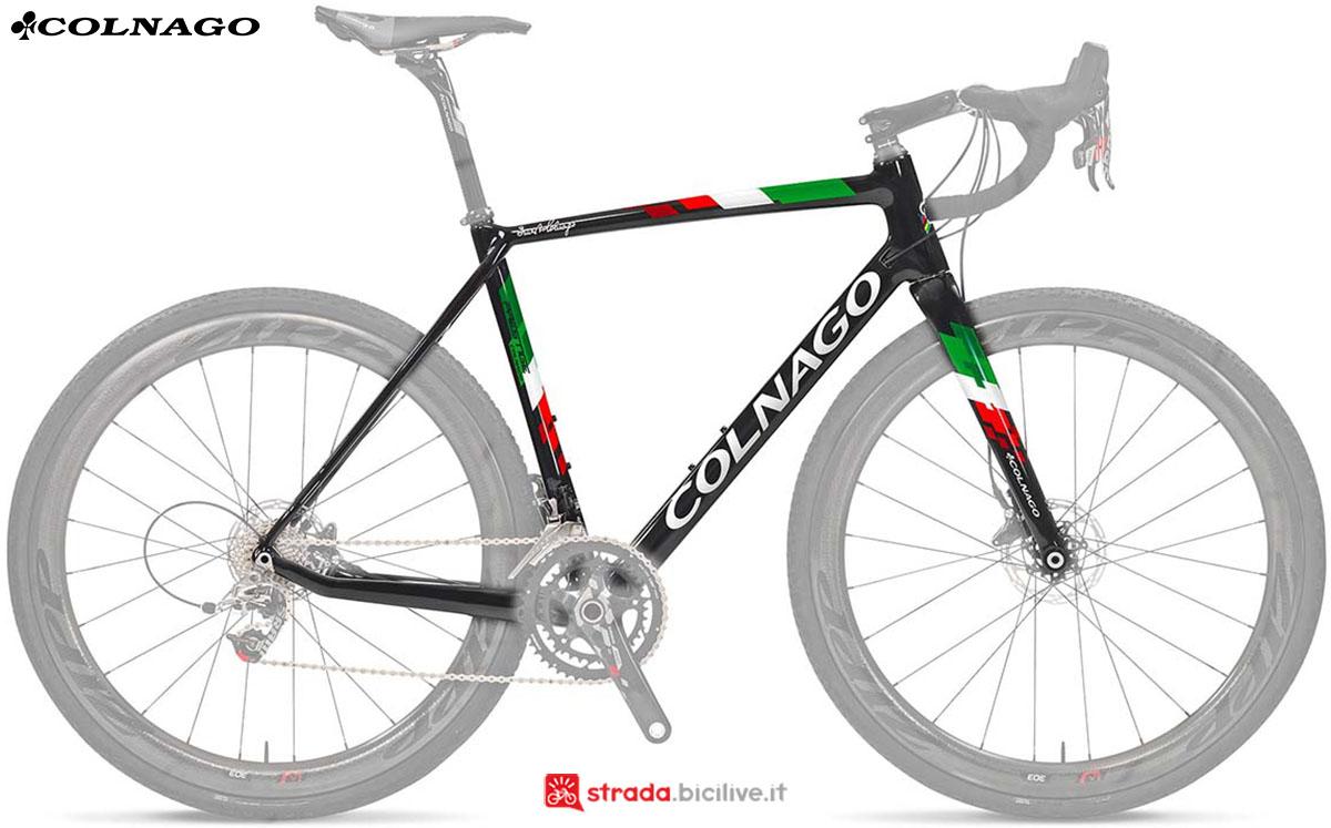 Una bici Colnago Prestige 2020