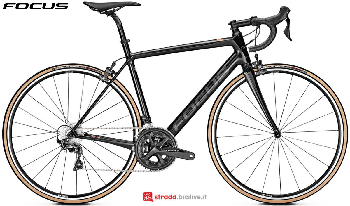 Una bici Focus Izalco Race 9.8 2020