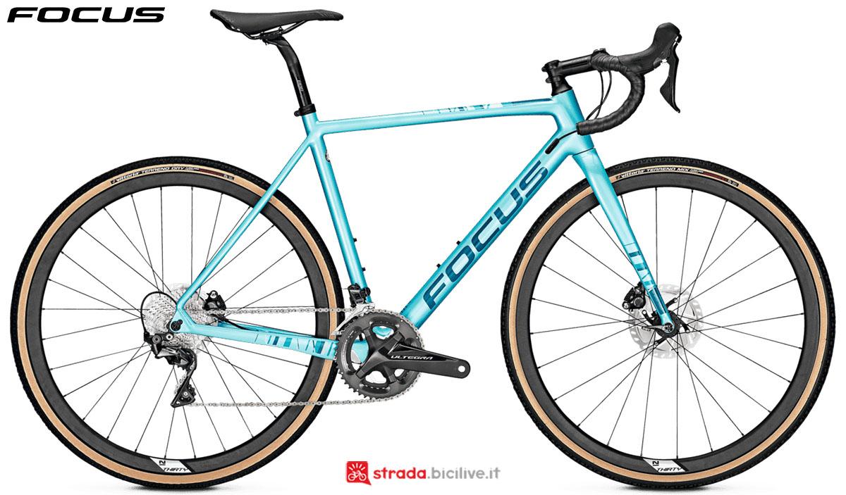 Una bici Focus Mares 9.8 Disc 2020
