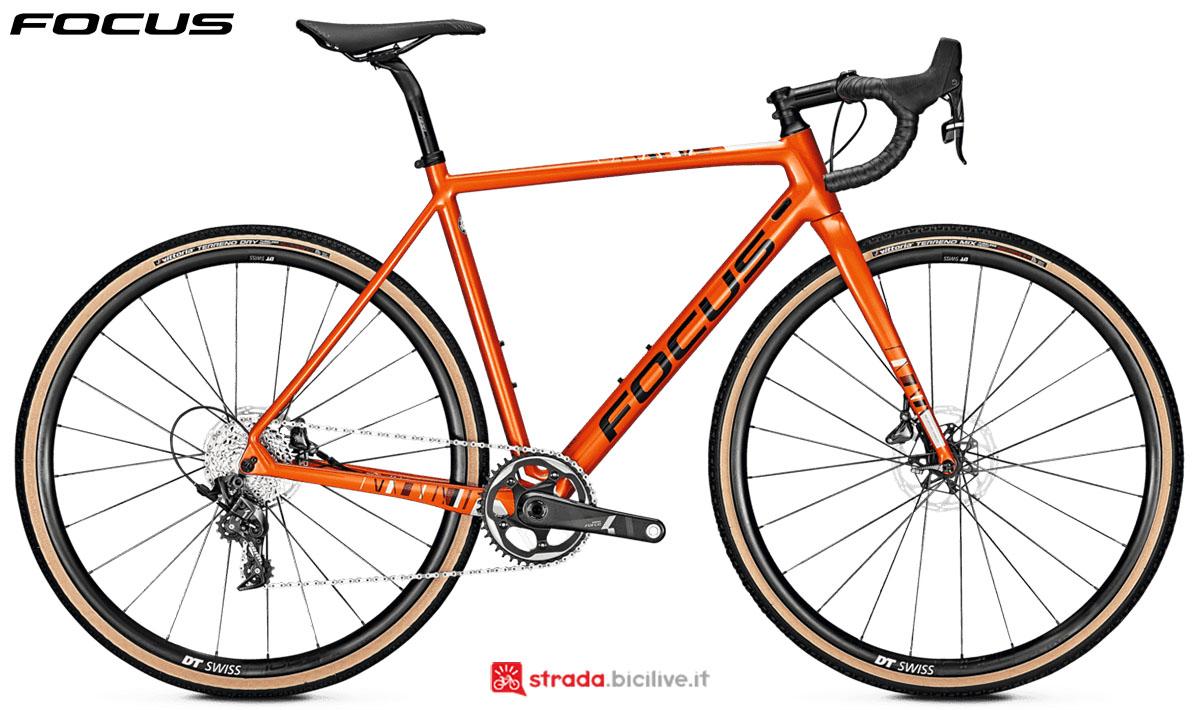 Una bici Focus Mares 9.9 Disc 2020