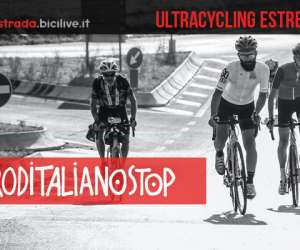 GIRODITALIANOSTOP GINS 2020: ultracycling italiana