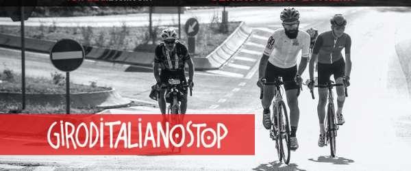 GIRODITALIANOSTOP GINS 2020: ultracycling italiana