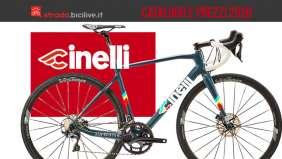 Cinelli 2020 bici da strada, gravel e pista: catalogo e listino prezzi