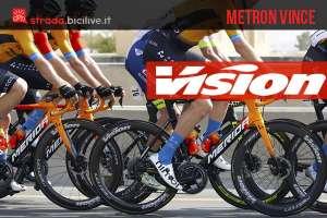 Le ruote Vision Metron sono complici delle vittorie di Bahrain-McLaren e EF Education First